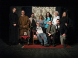 SACRED BLOOD and THE BOOR (2009) - Photo Shoot - All Company Photo