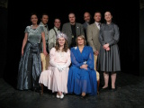 FANCY FREE and THE STEPMOTHER (2009) - Photo Shoot - All Company Photo