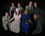 Publicity Photo - FANCY FREE and THE STEPMOTHER