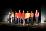 "The Teen Acting student line-up. - ""YOUTH SHOWCASE"""