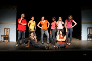 "Some attitude from the Teen Acting students. - ""YOUTH SHOWCASE"""