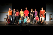 "The Junior & Teen Acting student ensemble. - ""YOUTH SHOWCASE"""