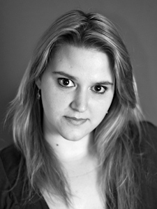 Headshot for Johanna Reinberg