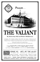 THE VALIANT (2009) - Poster Design