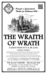 The Wraith of Wrath (2012) - Poster Design