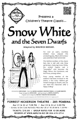 Snow White and the Seven Dwarfs (2015) - Poster Design