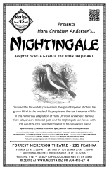 Nightingale (2018) - Poster Design