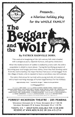 The Beggar and the Wolf (2018) - Poster Design