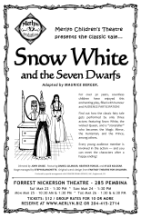 Poster Design - Snow White and the Seven Dwarfs (2019)