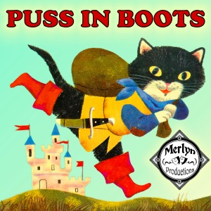Artwork for PUSS IN BOOTS