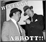Artwork for HEY ABBOTT! - A Classic Comedy Tribute Show